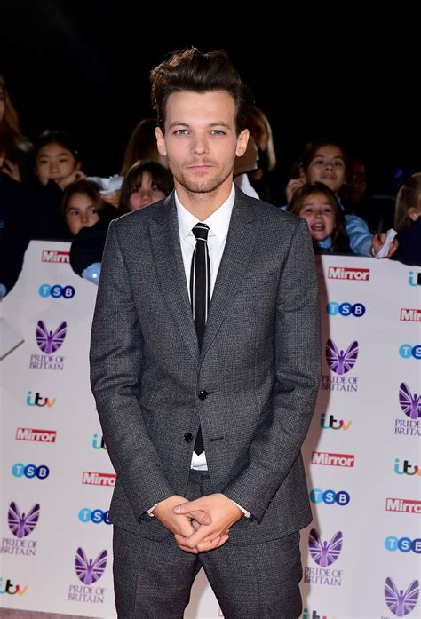 Louis Tomlinson Opens Up About That Touching X Factor