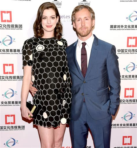Anne Hathaway Gives Birth, Welcomes First Child With Adam