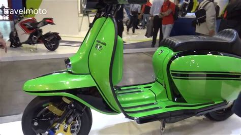 The 2019 Lambretta scooters - Show Room Italy - YouTube