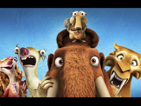 Ice Age 5: Collision Course HQ Movie Wallpapers | Ice Age