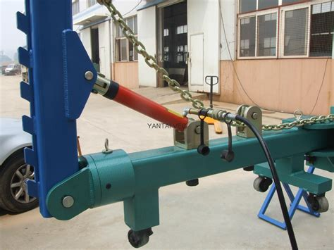Factory Auto Body Collision Repair Frame Machine with CE
