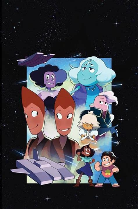 STEVEN UNIVERSE ONGOING - BOOM! Studios - Come Innovate