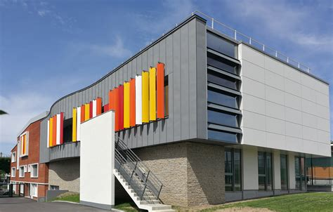 Complexe sportif – STAINS (93) – A5A ARCHITECTES