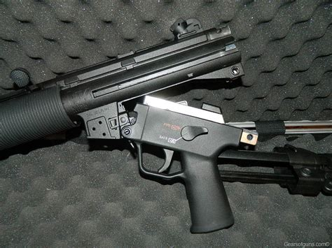 Walther H&K MP5 SD