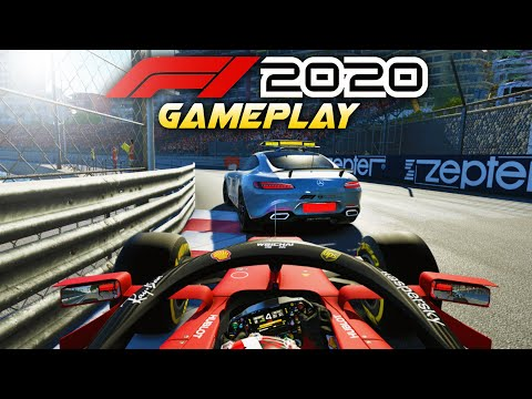 F1 2020's First Gameplay Features A Look At Circuit