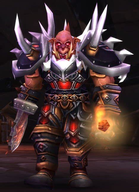 Shattered Hand Legionnaire - WoWWiki - Your guide to the