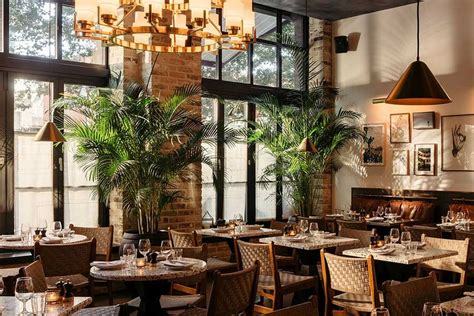 Albie is The Hoxton's Southwark's all day dining
