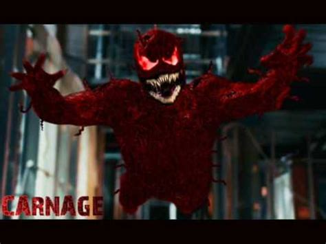 Carnage from Spider-man 4 - YouTube