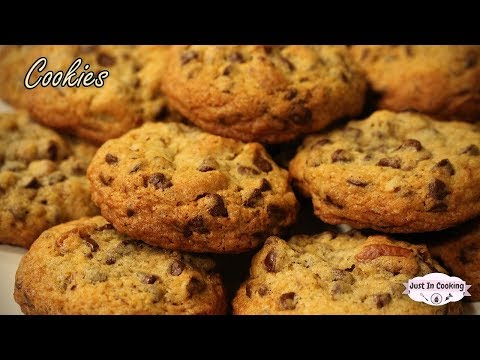40 cookies à tomber - Chocolate-Chips-Cookies