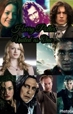 Harry Potter: United as One - Chapter 1: Halloween Night