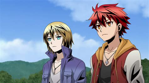 Divine Gate ep 5 vostfr - streaming - PassionJapan