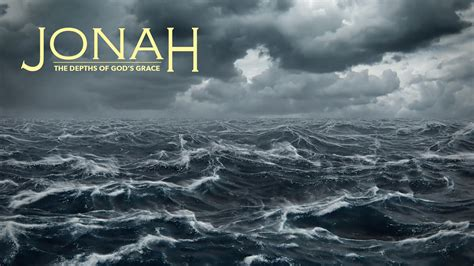 """""""Running In My Righteousness"""" – Jonah 1 Immanuel Community"""