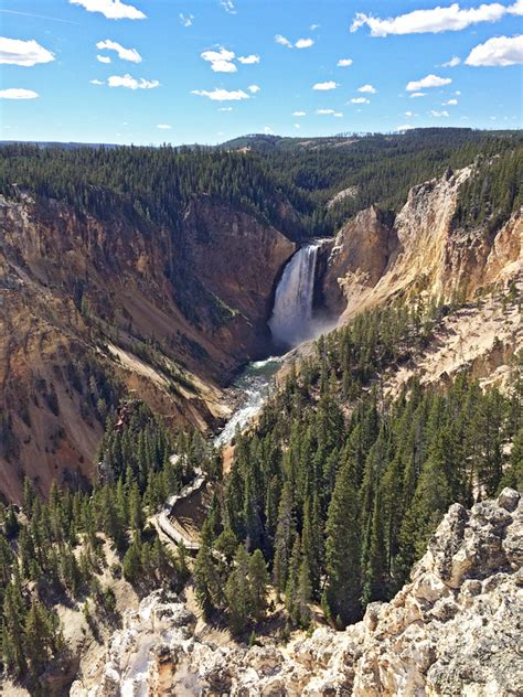 Grandview Point: Grand Canyon of the Yellowstone
