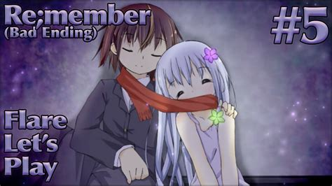 THE WISH THAT DID NOT REACH (Bad Ending)   Re;member