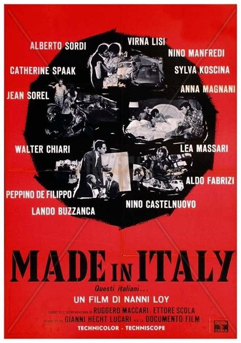 Made in Italy (1965) - FilmAffinity