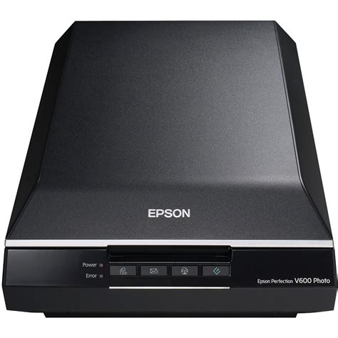 Epson Perfection V600 Photo A4 Flatbed Scanner - B11B198031