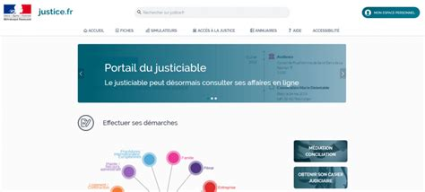 Besoin d'aide ?   Justice