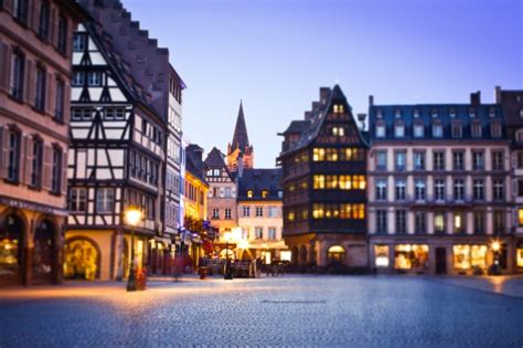 Local Food And Fine Dining At Strasbourg's Top 10 Restaurants