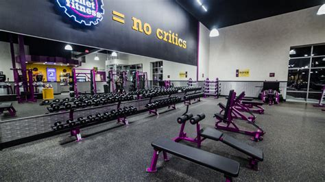 Gym in Ankeny, IA | 1205 SE 16th Court, Ste 100 | Planet