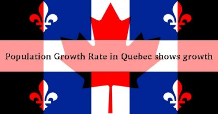 Canada Immigration News-Population Growth Rate Shows