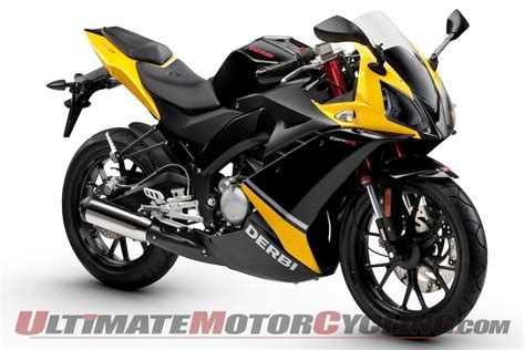Derbi GPR 50 and 125   Euro Preview