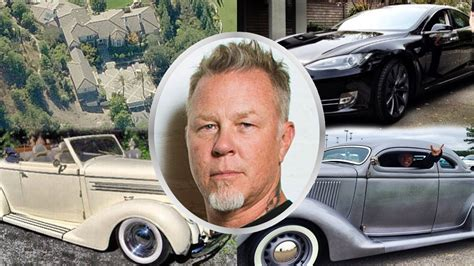 James Hetfield Net Worth   Lifestyle   House and Cars