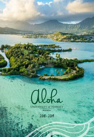 Viewbook by Office of Admissions, University of Hawai'i at