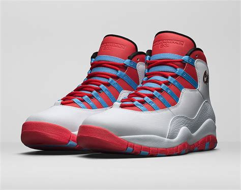Get an Official Look at the Air Jordan 10 Retro 'Chicago