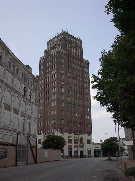 Threefoot Building, Meridian MS   The people who owned the