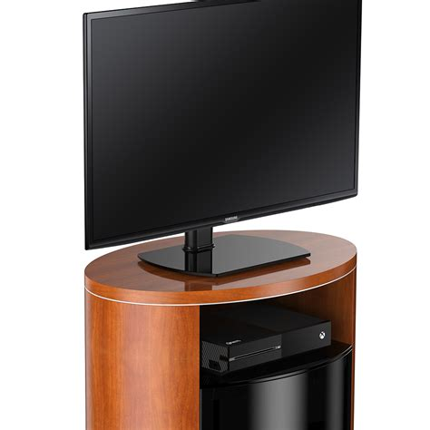 Fitueyes Universal TV Stand with Swivel Wall Mount for 27