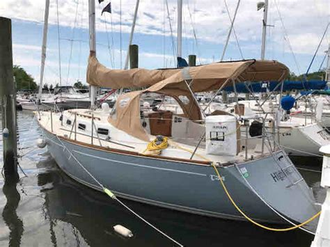 1989 Tartan 34-2 sailboat for sale in Connecticut