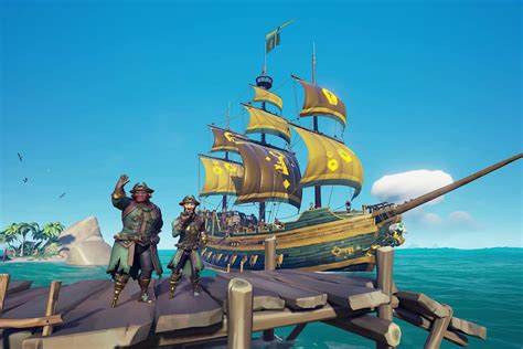 Sea of Thieves gives players new goals — and pirates more
