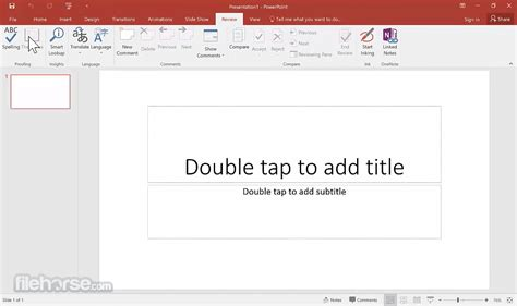 Microsoft PowerPoint 2016 Download for Windows / Old