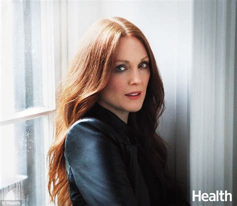 Julianne Moore on her ever-changing exercise regime