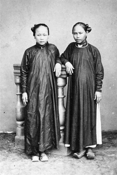 Vintage: Portraits of Vietnamese People by Émile Gsell