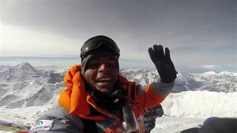 Amazing video from top of Mount Everest: Anand Kumar on