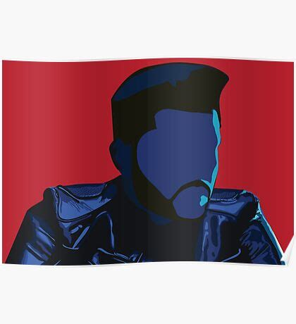 The Weeknd: Posters | Redbubble