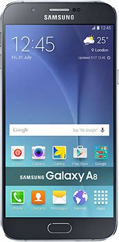 Samsung Galaxy A8 Price in Pakistan & Specifications