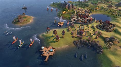 Get your first look at the Maori leader in Civilization 6