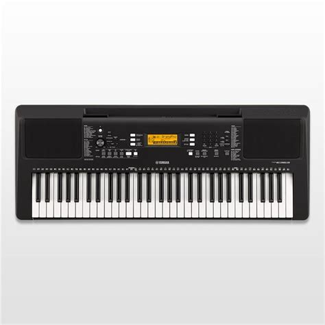 PSR-E363 - Overview - Portable Keyboards - Keyboard