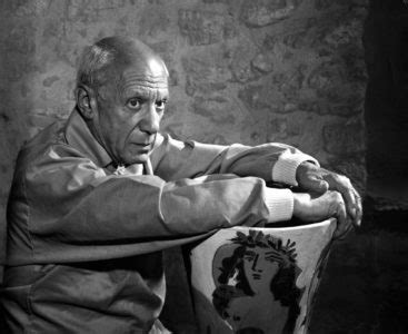 Pablo Picasso – Yousuf Karsh