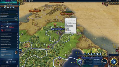How come my amenities are so low? : civ