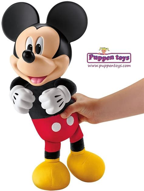 Mickey Mouse Dance With Me FISHER PRICE - Juguetes Puppen Toys